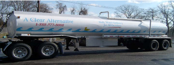 Pool Water Delivery NJ